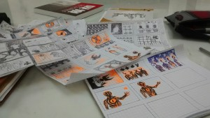 Proyecto'Ace, Week 1: Storyboarding new concepts