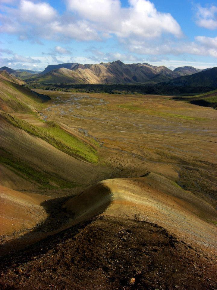 Iceland, Landmannalaugar