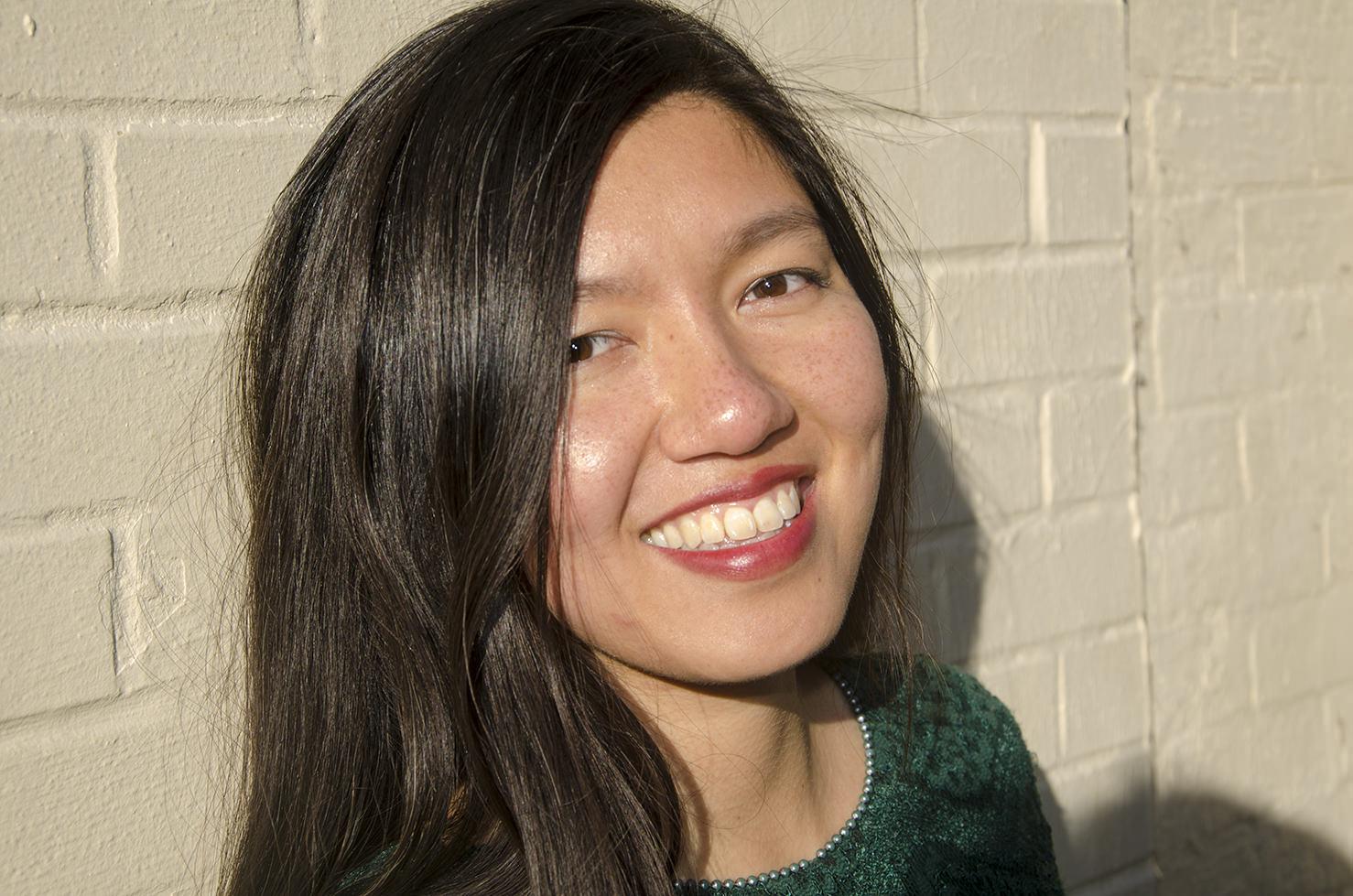 Jenie Gao artist portrait